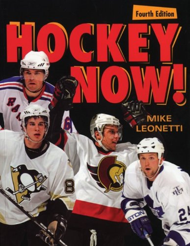 9781554070374: Hockey Now