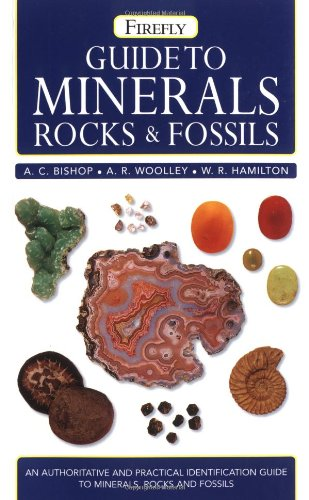 Guide to Minerals, Rocks and Fossils (Firefly: A. C. Bishop,