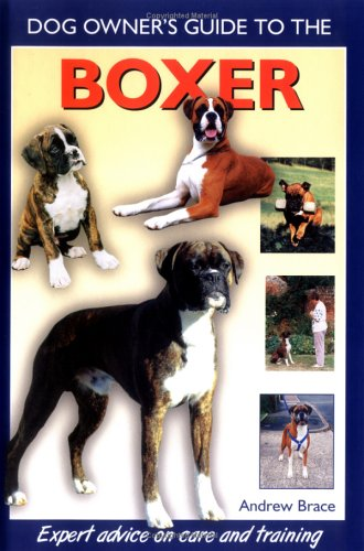9781554070732: Boxer (Dog Owner's Guide)