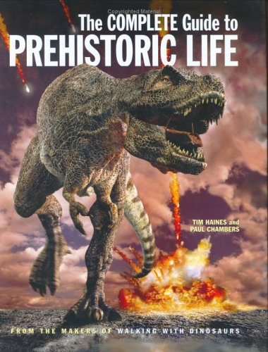 9781554071258: The Complete Guide to Prehistoric Life