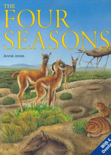 The Four Seasons: Uncovering Nature (9781554071371) by Jones, Annie