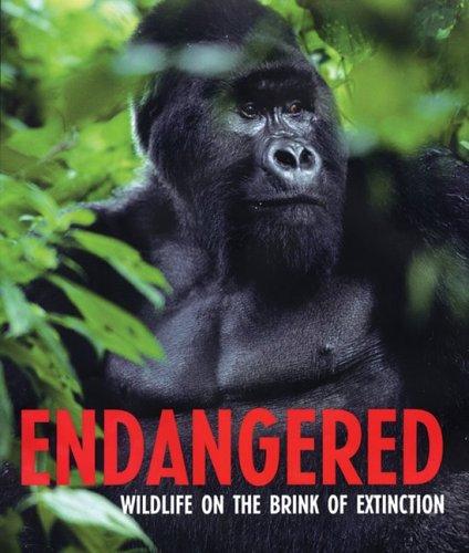 Endangered: Wildlife on the Brink of Extinction: McGavin, George
