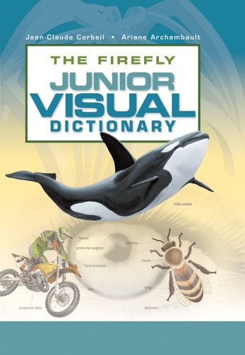 9781554071890: The Firefly Junior Visual Dictionary