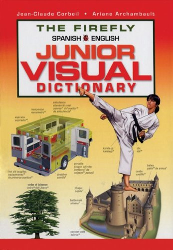 9781554071906: The Firefly Spanish/English Junior Visual Dictionary