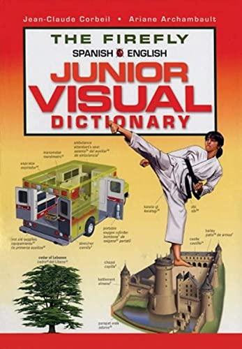 9781554071906: The Firefly Spanish/English Junior Visual Dictionary