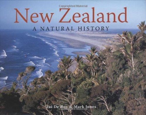 9781554071968: New Zealand: A Natural History