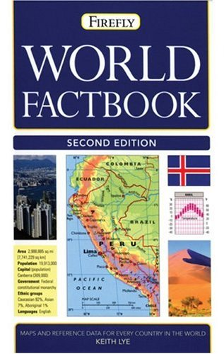 9781554072019: World Factbook: An A-Z Reference Guide to Every Country in the World (Firefly Pocket series)