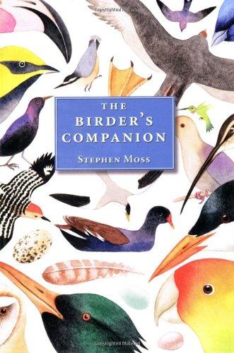 9781554072125: The Birder's Companion