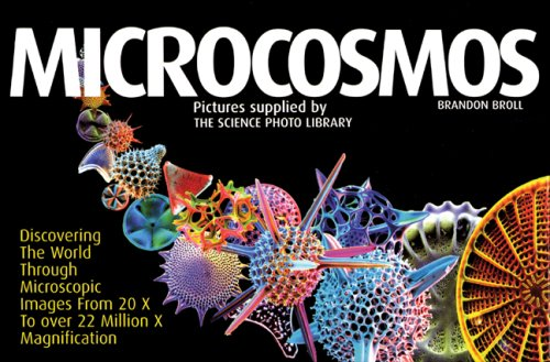 Microcosmos: Discovering the World Through Microscopic Images from 20 X to Over 22 Million X ...
