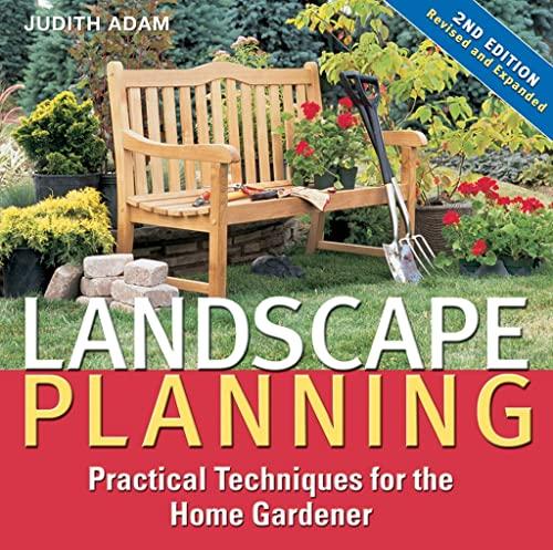 9781554072583: Landscape Planning: Practical Techniques for the Home Gardener
