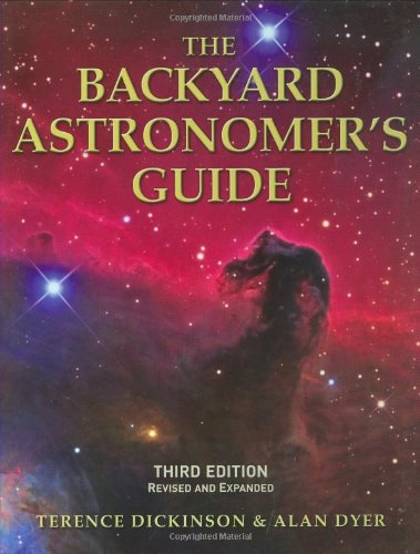 9781554073443: The Backyard Astronomer's Guide