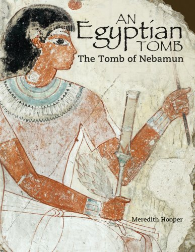 9781554073740: An Egyptian Tomb: The Tomb of Nebamun