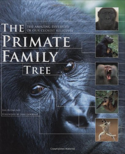 9781554073788: The Primate Family Tree: The Amazing Diversity of Our Closest Relatives