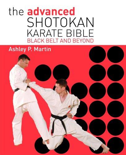 9781554073962: The Advanced Shotokan Karate Bible: Black Belt and Beyond