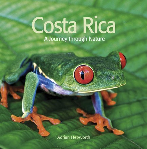 9781554074310: Costa Rica: A Journey through Nature