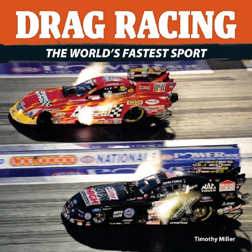 9781554074464: Drag Racing: Stars and Cars of the Quarter Mile