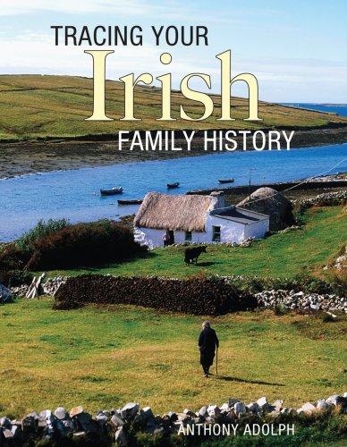 9781554074587: Tracing Your Irish Family History
