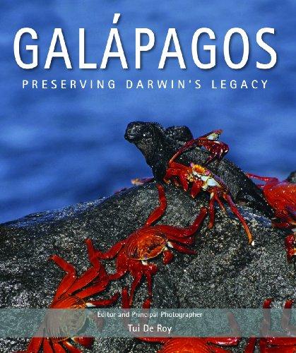 9781554074846: Galapagos: Preserving Darwin's Legacy