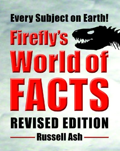 9781554074990: Firefly's World of Facts