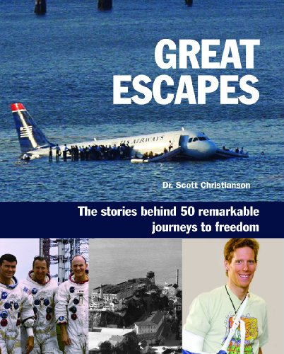 9781554075065: Great Escapes: The Stories Behind 50 Remarkable Journeys to Freedom