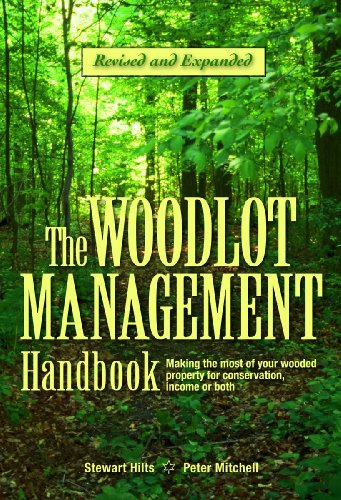 9781554075539: The Woodlot Management Handbook: Making the Most of Your Wooded Property For Conservation, Income or Both