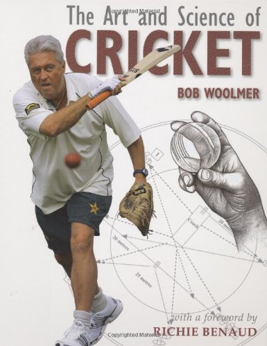 9781554075577: The Art and Science of Cricket