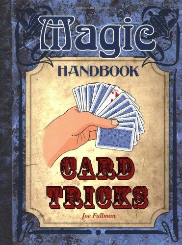9781554075690: Card Tricks (Magic Handbook)