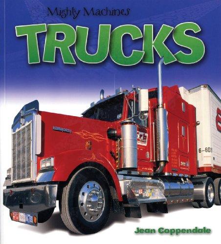 9781554076192: Trucks (Mighty Machines)