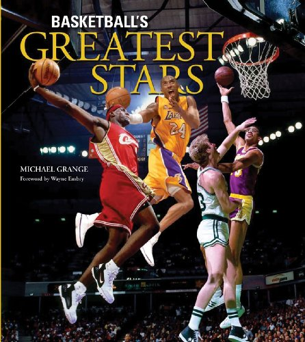 9781554076376: Basketball's Greatest Stars