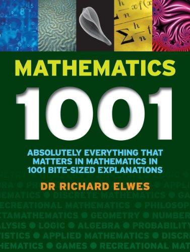 9781554077199: Maths 1001