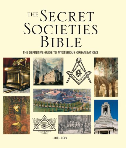 9781554077342: The Secret Societies Bible: The Definitive Guide to Mysterious Organizations (Subject Bible)