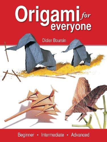 9781554077922: Origami for Everyone: Beginner - Intermediate - Advanced