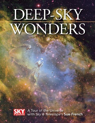 9781554077939: Deep-Sky Wonders: A Tour of the Universe with Sky and Telescope's Sue French