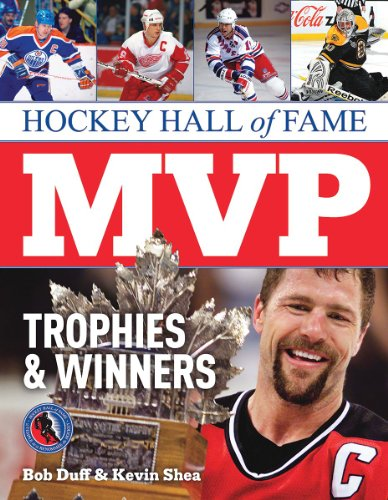 9781554078868: Hockey Hall of Fame MVP Trophies and Winners