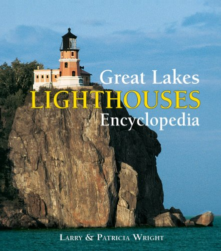 9781554078936: Great Lakes Lighthouses Encyclopedia