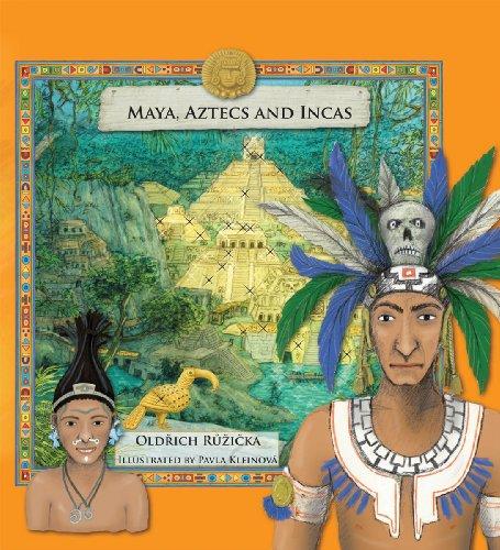 9781554079339: Maya, Aztecs and Incas (Shape Books)