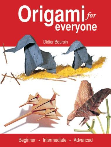 9781554079582: Origami for Everyone: Beginner - Intermediate - Advanced