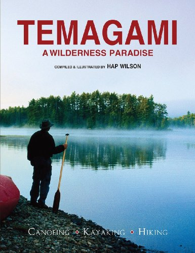 9781554079742: Temagami: A Wilderness Paradise