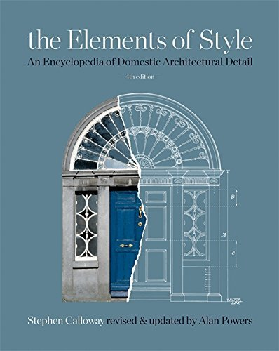 9781554079780: The Elements of Style: An Encyclopedia of Domestic Architectural Detail
