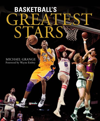 9781554079797: Basketball's Greatest Stars