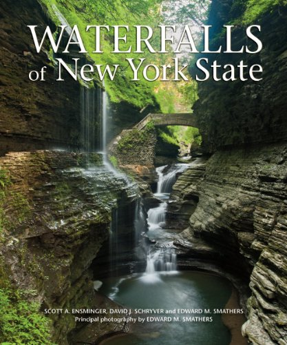 Waterfalls of New York State (Paperback): Scott A. Ensminger