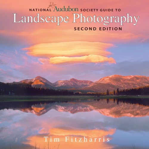 9781554079933: National Audubon Society Guide to Landscape Photography