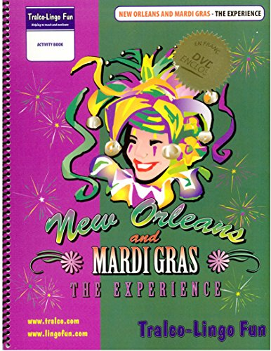 9781554091034: New Orleans and Mardi Gras - The Experience French Book & DVD