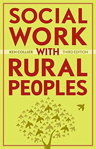 9781554200207: Social Work With Rural Peoples