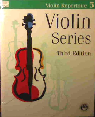 9781554400218: Violin Series: Violin Repertoire 5