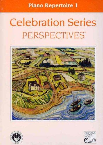 9781554401659: Piano Repertoire 1 (Celebration Series Perspectives®)
