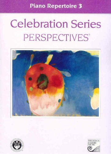 9781554401673: Piano Repertoire 3 (Celebration Series Perspectives®)