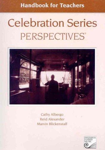 9781554401956: Celebration Series Perspectives (Handbook for Teachers)