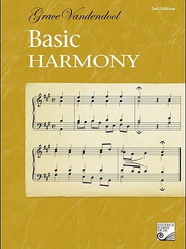 9781554402663: Basic Harmony