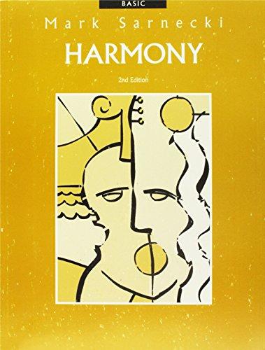 TSH01 - Harmony, 2nd Edition: Basic: Mark Sarnecki